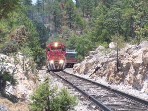Adventure by Rail in Mexico's Copper Canyon