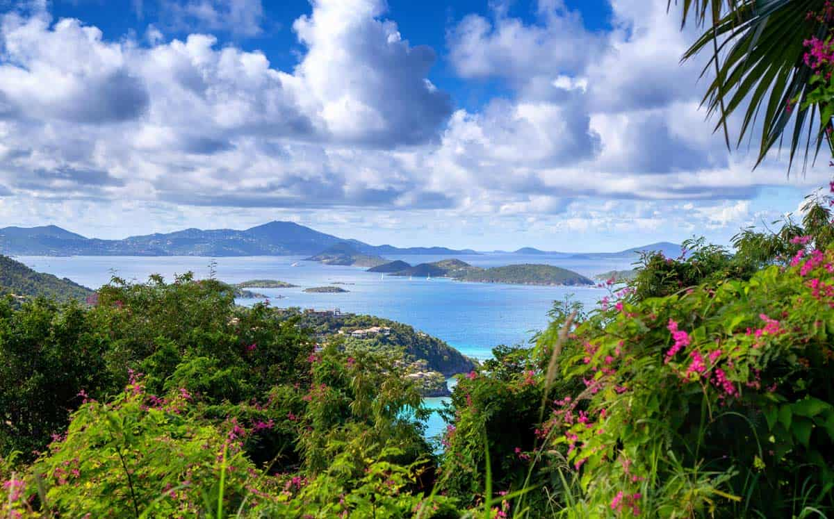 Cinnamon Bay Campgrounds, U.S. Virgin Islands