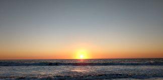 Sunset on Laguna Beach