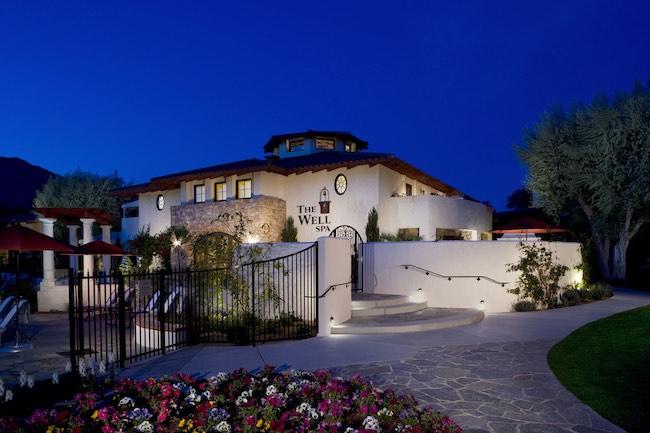 The Well Spa at Miramonte Resort. Photo courtesy of Miramonte Resort.