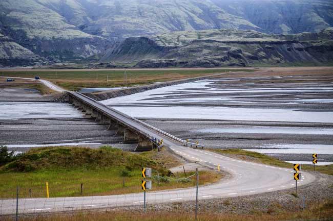 This Icelandic road trip follow Route 1 in Iceland. Fabio Cardano/Dreamstime.com