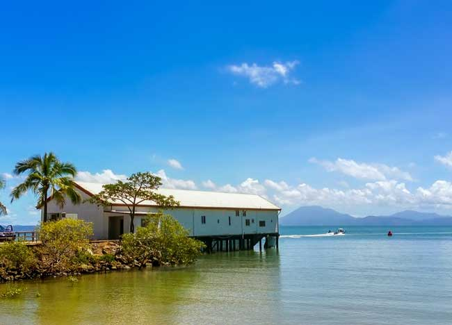 The Sugar Wharf in Port Douglas. Photo by Tim Downs