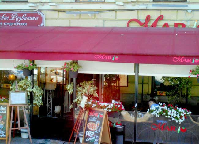 I longed to experience the cafes along the boulevards with petunia filled flower boxes. Photo by Carol L. Bownman