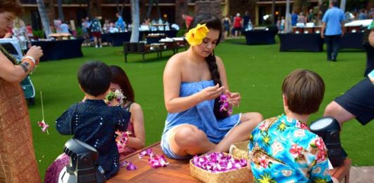Hawaiian Aloha at Aulani, A Disney Resort & Spa