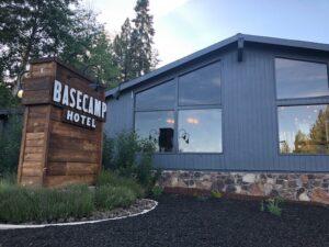 Checking Into Basecamp Hotel North Lake Tahoe, California