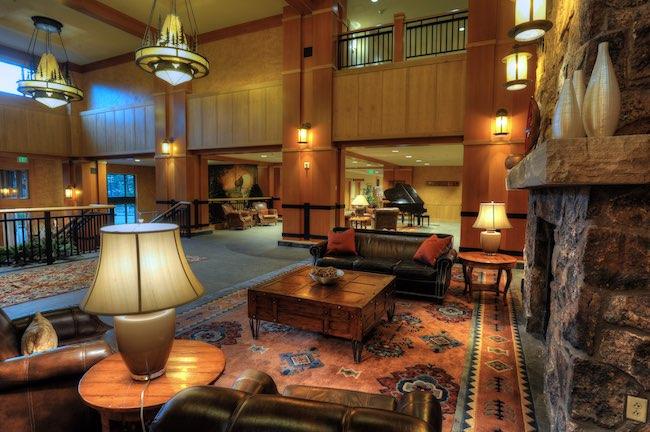 Steamboat Grand lobby. ©2017 Larry Pierce/Steamboat Ski Resort