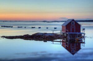 Escape to Fogo Island: Newfoundland, Canada