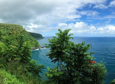 Road to Hana in Maui, Hawaii