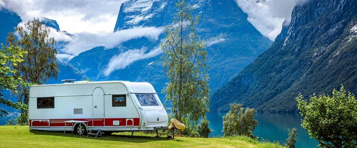 Explore the world with your RV.