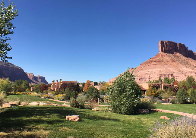 Gateway Ganyons is an oasis in rugged Southwest Colorado. Photo by Liana Moore