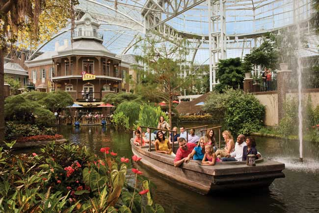 Gaylord Opryland Resort: Photo courtesy Gaylord Opryland
