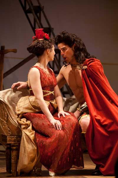 The Florentine Opera in Milwaukee. Photo by Visit Milwaukee