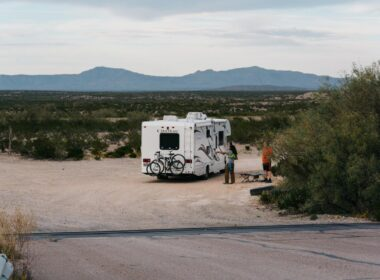 Life on the road with an RV