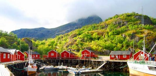 Arctic Norway: Road Trip in the Lofoten Islands