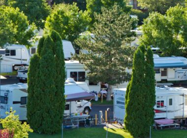 Preparing to live and work from an RV