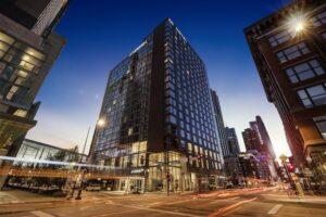 Sleek Urban-Chic AC Hotel Denver Downtown