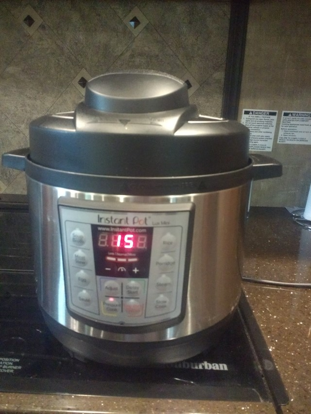 Instant Pot.
