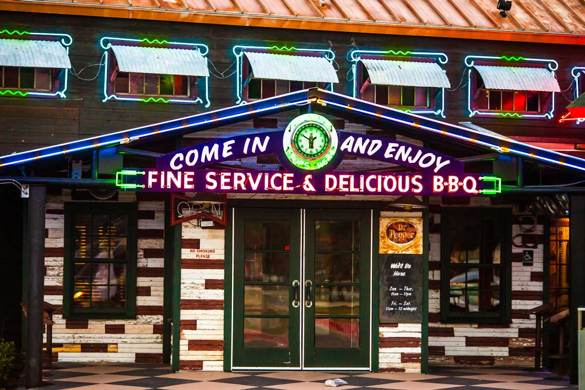 Where to Find the Best BBQ in America