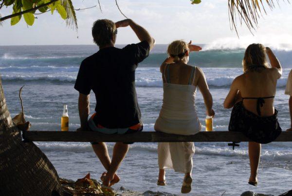 Laidback lifestyle on the Cocos Keeling Islands. Photo by Nina Burakowski