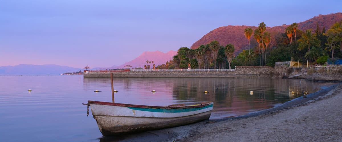 Travel to Lake Chapala in Mexico