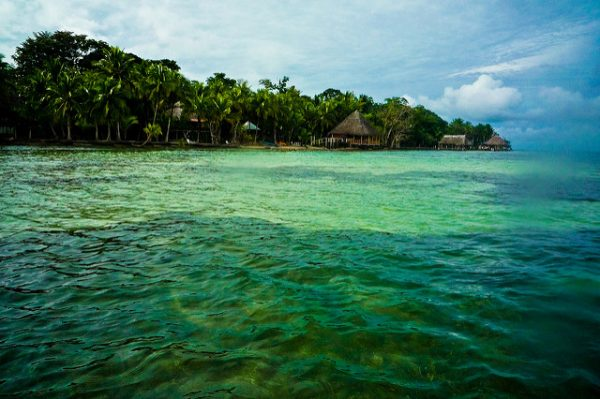Beautiful beaches in Bocas del Toro. Photo by Flickr/Roman Königshofer