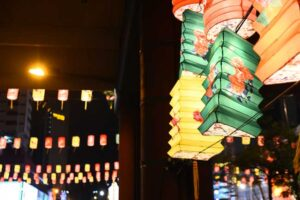 Over the Moon at Singapore's Mid-Autumn Festival