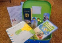 Little Passports is a subscription service for kids that introduces them to the world. Photo by author