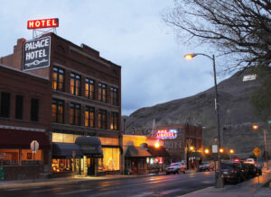 Historic Palace Hotel Best Location in Salida, Colorado