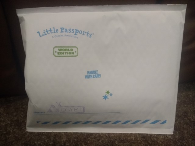 Passport Envelope