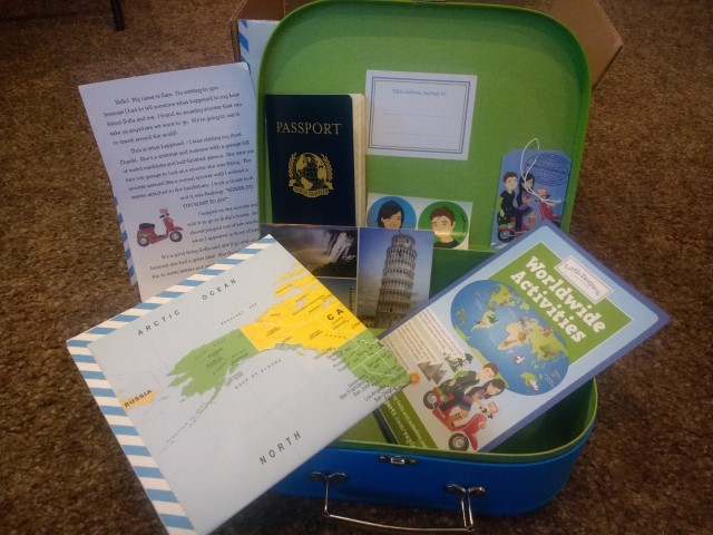 Little Passports: Introducing Kids to the World