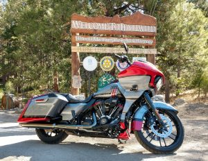Great California Motorcycle Rides: Palm Springs to Idyllwild