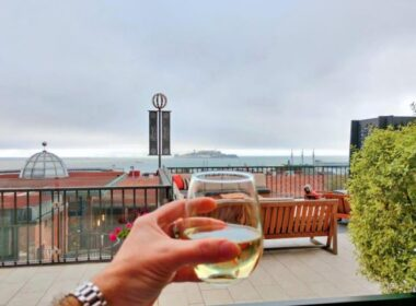 Wine in San Francisco