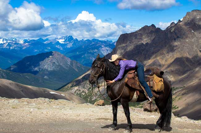Horse Packing Adventure in British Columbia