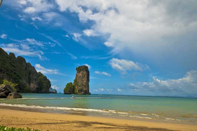 Best beach in Krabi Thailand