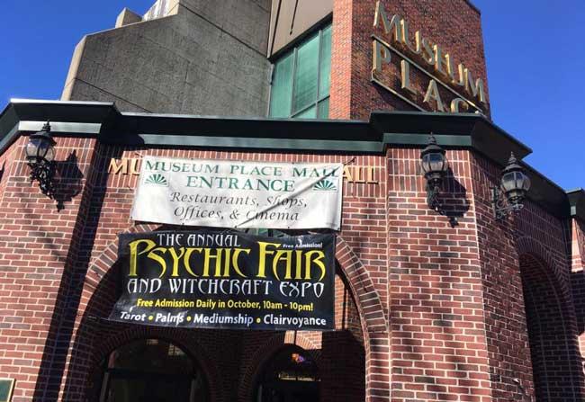 The Salem Witch Museum. Photo by Destination Salem