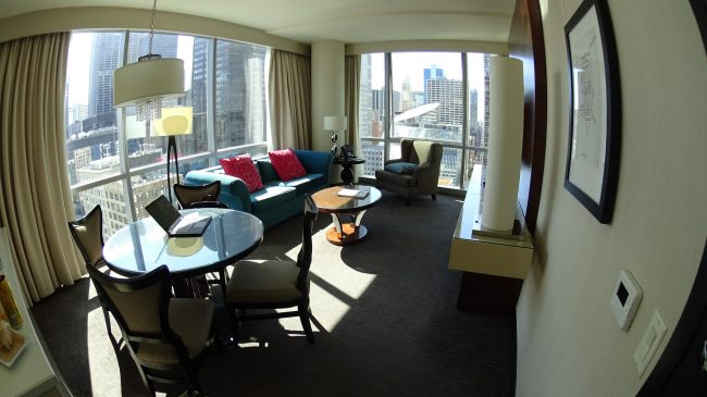 Paramount suite theWit