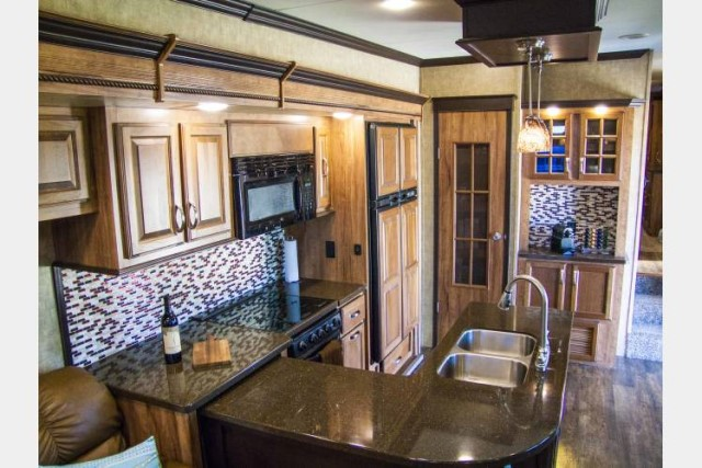 Kitchen RV Remodel