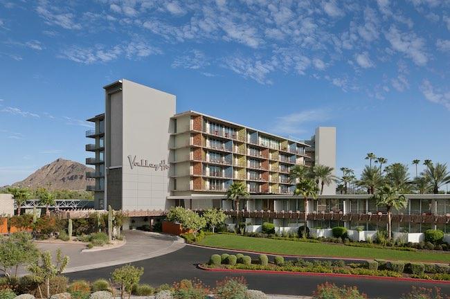 Hotel Valley Ho: Scottsdale Mid-Century Modern Icon