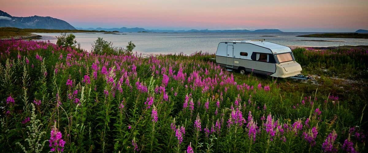 RV remodeling, camping and living.