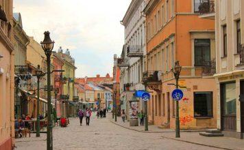 Kaunas, Lithuania. Flickr/ www.terralibera.pl