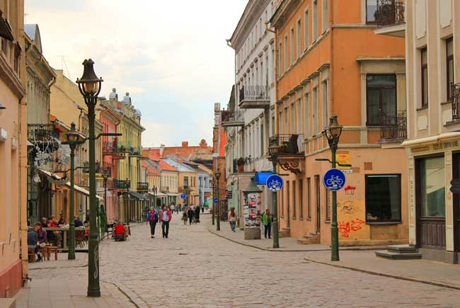Kaunas, Lithuania: Hidden Architectural Gem in Europe