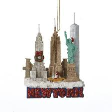 Kurt Adler Travel New York City Ornament Amazon
