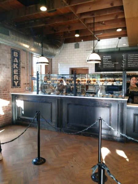 Inside Silos Baking Co