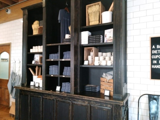 Merchandise at Silos Baking Co