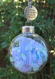 Traveling Adventurer Glass Globe Ornament Amazon
