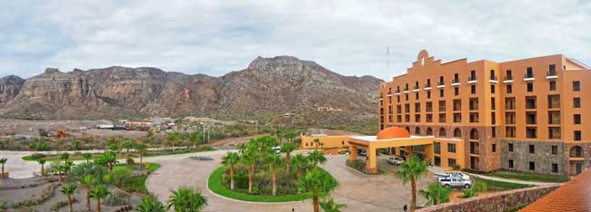 Villa del Palmar at The Islands of Loreto. Flickr/ Kirt Edblom
