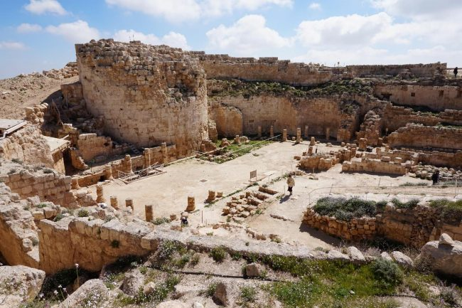 Visiting Herodium, the Ancient Palace of King Herod