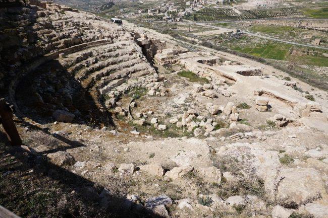 Herodium amphitheater
