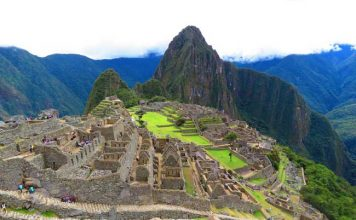 Machu Micchu is a top destination in Peru