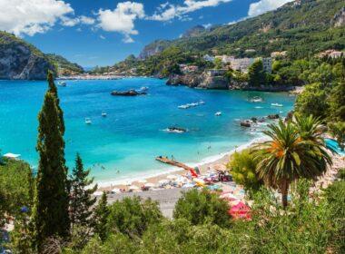 Honeymoon in Corfu